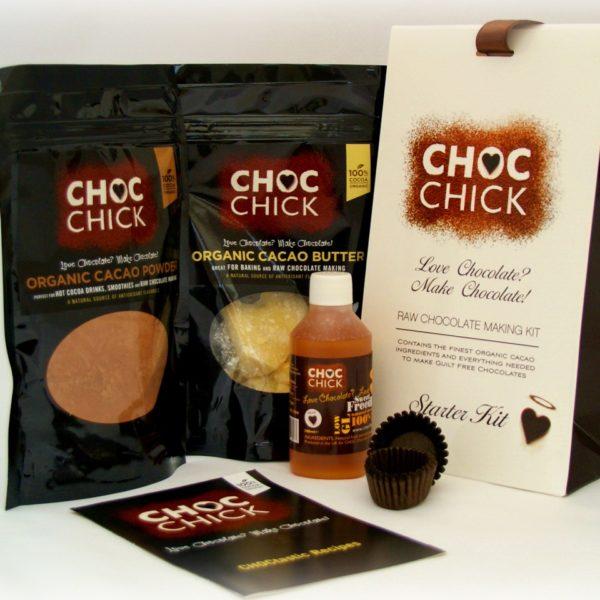 choc-chick-starter-kit