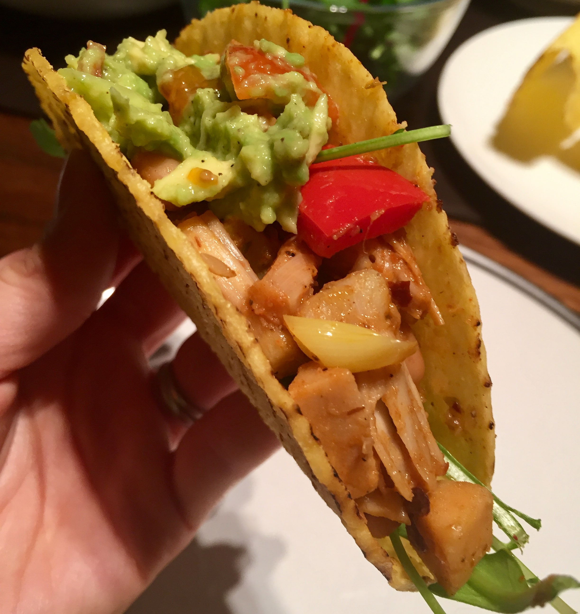 vegan jackfruit taco recipe