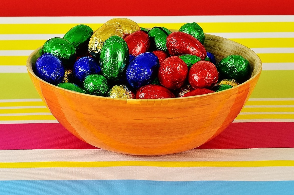 raw vegan easter eggs recipe